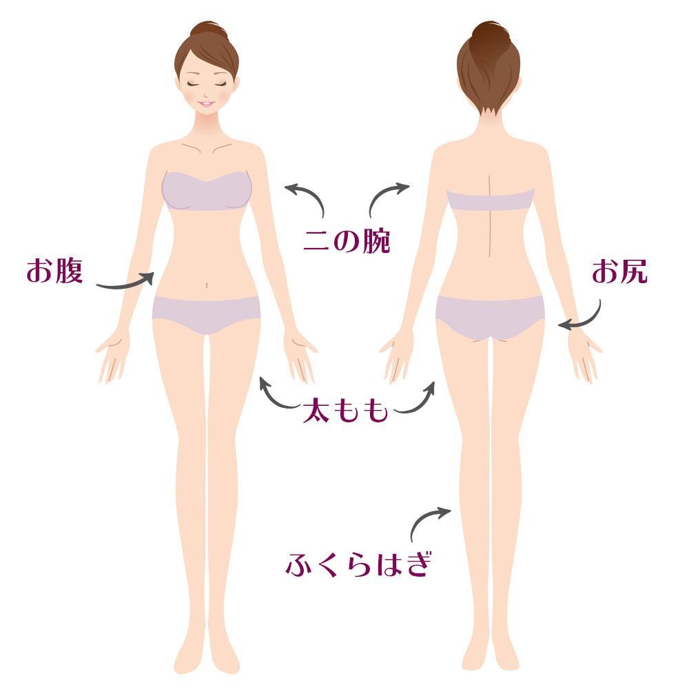 横浜のセシリアクリニック ダイエット・痩身 Rebody グランテスラ